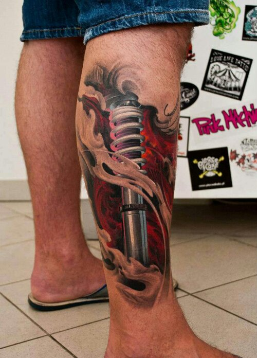 These Realistic Style Tattoos Have Really Become All The Rage
