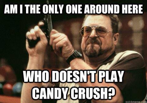 Candy Crush Humor ;-) | leilaworldblog